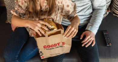 Goody's Burger House : Delivery – Διανομή κατ΄ οίκον